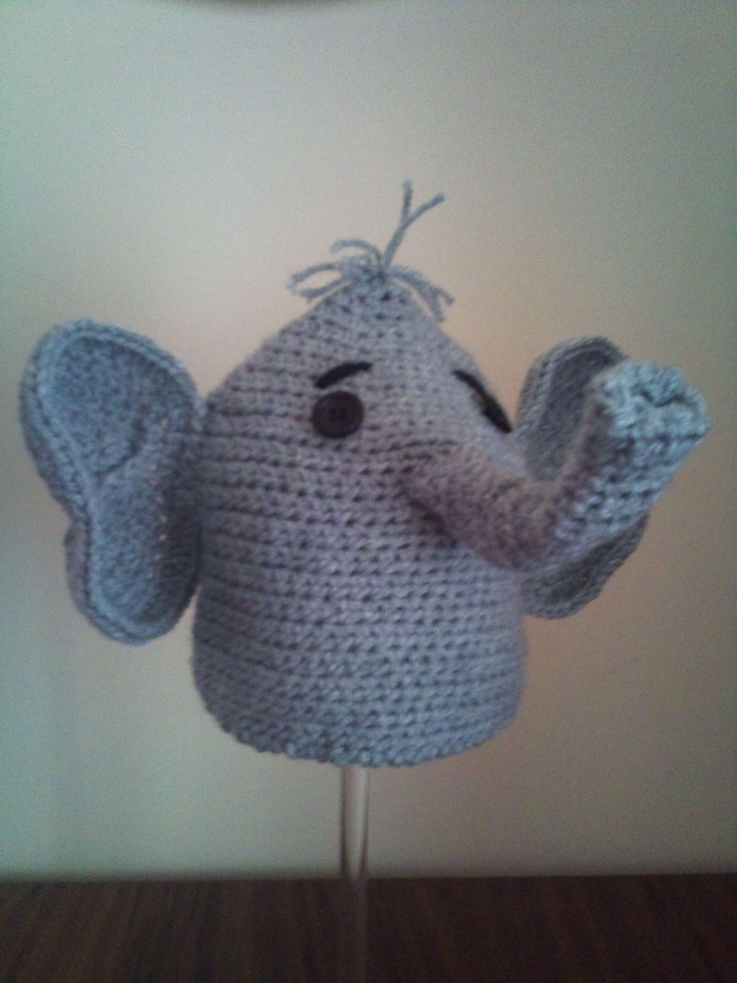 Elephant Hat hats Pinterest
