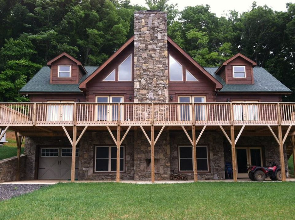Blue Ridge Log Cabins Country Life Pinterest