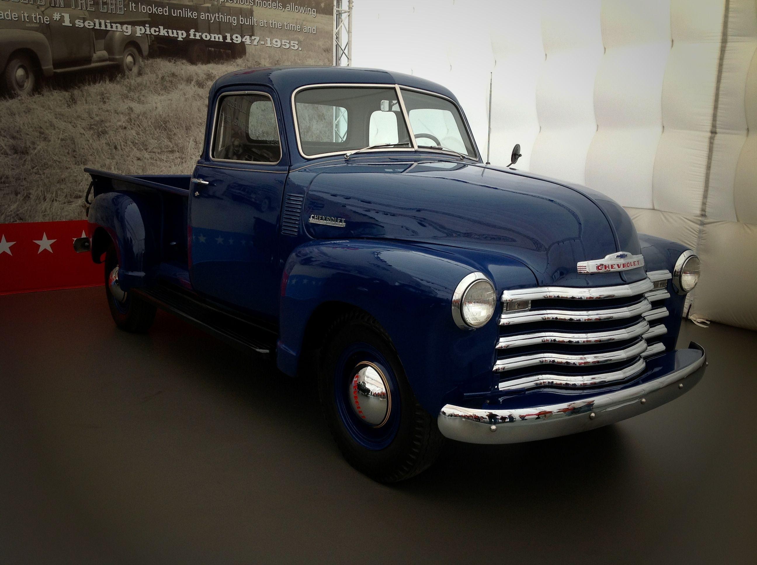 1953 chevrolet pickup truck antique trucks 2 pinterest. Black Bedroom Furniture Sets. Home Design Ideas