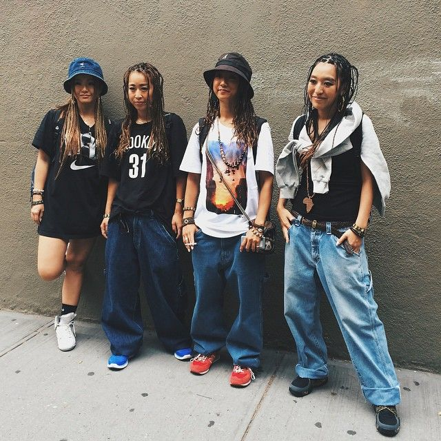 90s HipHop Fashion Trends vs Todays Trends  Complex