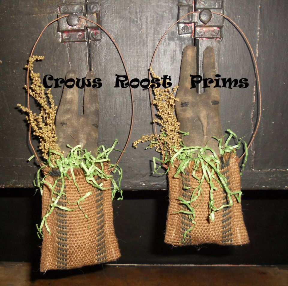 Pinterest Primitive Crafts Ideas