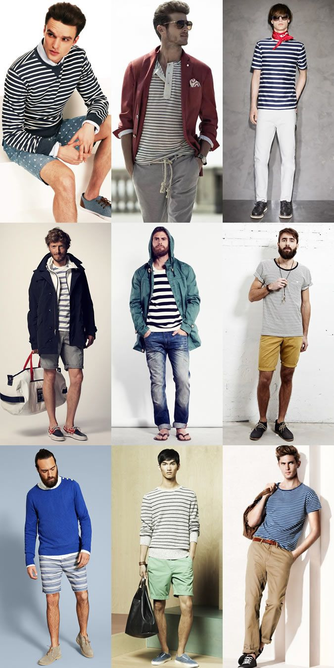 Men's Summer Nautical Style Guide forecast
