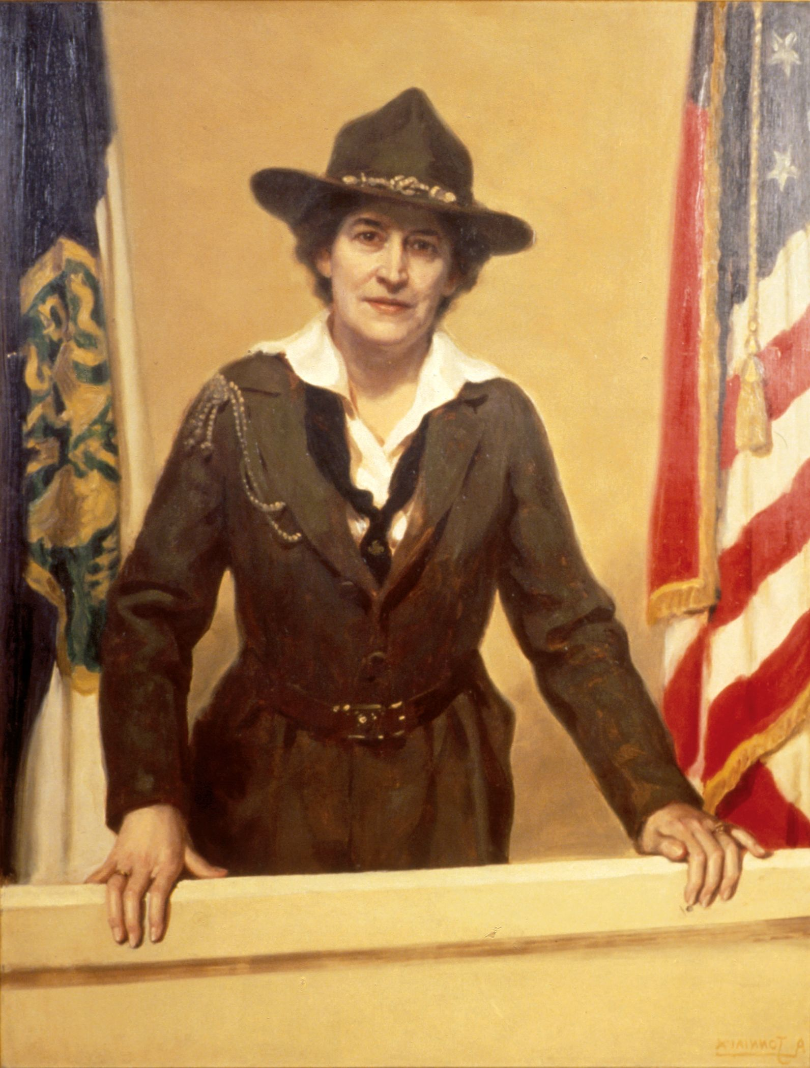 juliette gordon low girl scouts pinterest