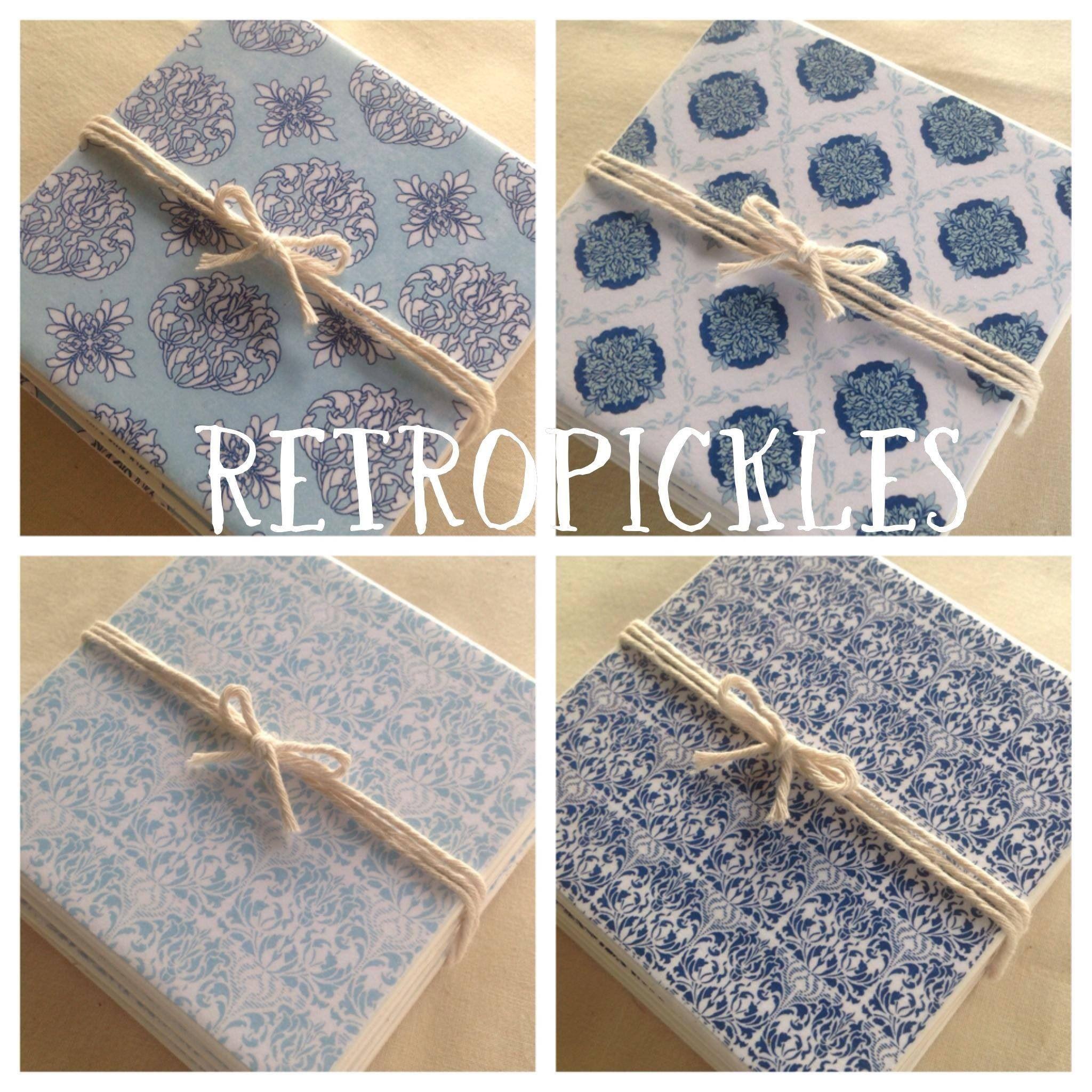 Ceramic tiles for crafts