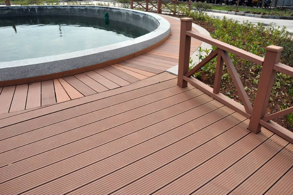 Composite decking flooring composite decking pinterest Composite flooring for decks