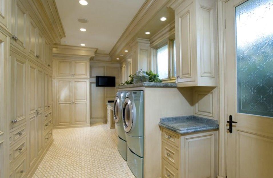 Laundry Room Closet Amazing Closets Closets Luxury Pinterest