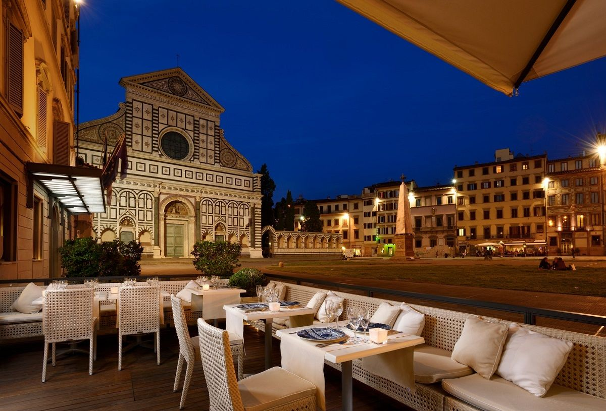 Grand hotel minerva florence italy our wedding pinterest for Terrace 99 khanna