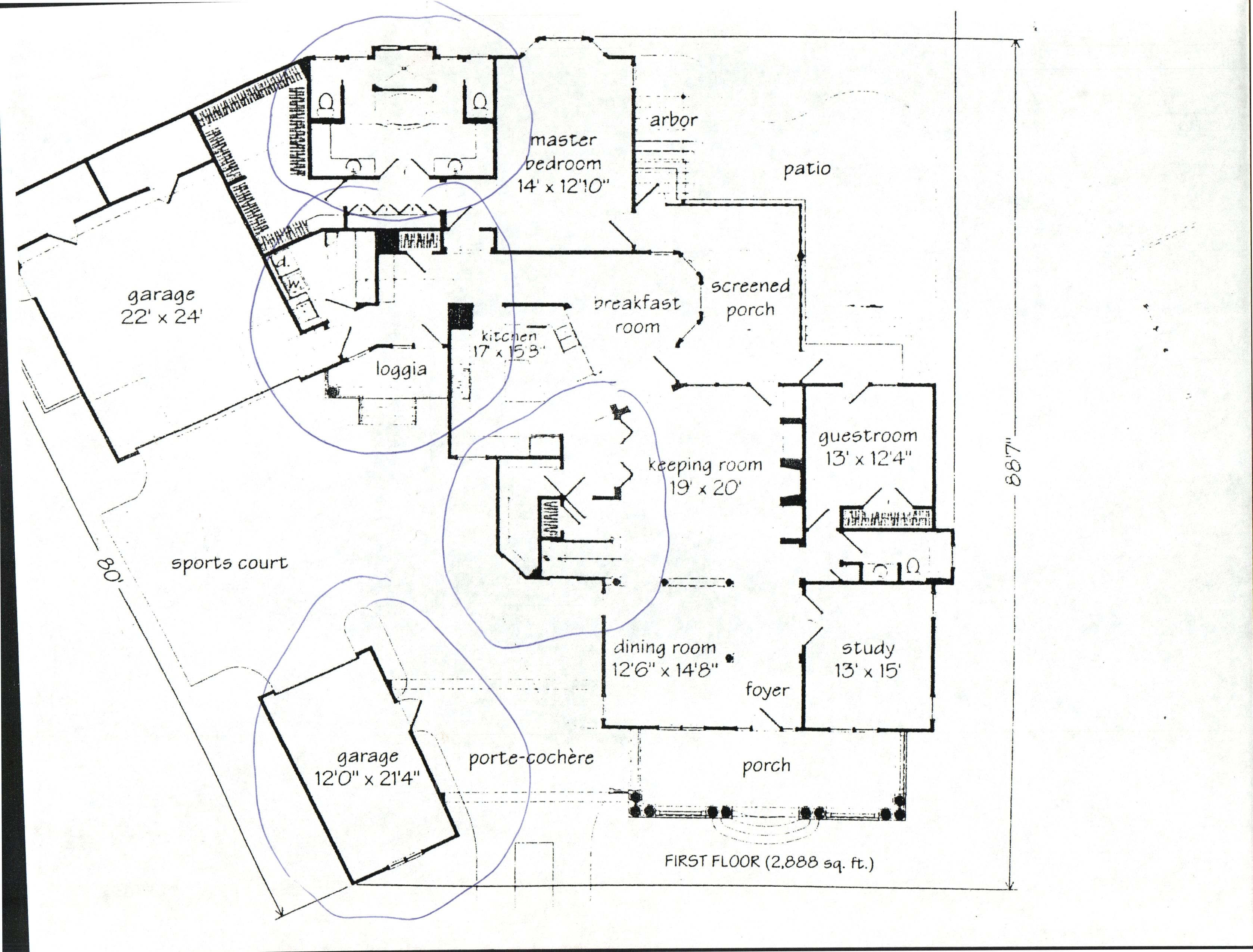 Porte cochere house plans pinterest for Porte design