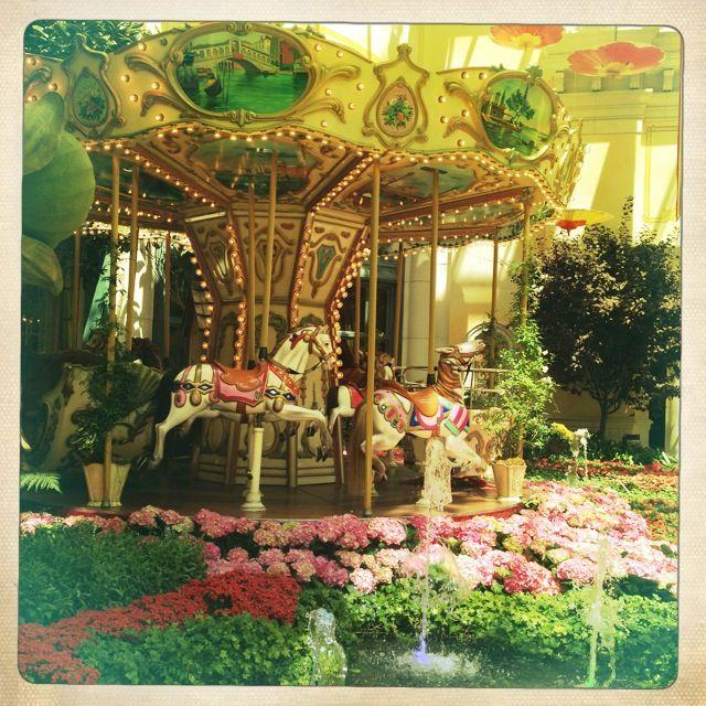 Bellagio Gardens Las Vegas Art Pinterest