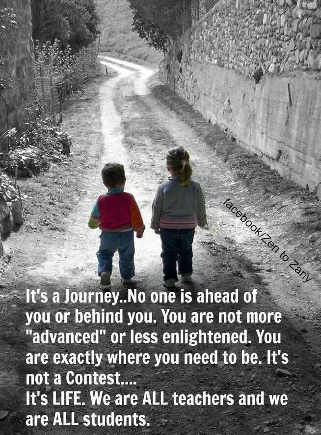 Quotes About Love Journey : Life is a journey quotes Pinterest