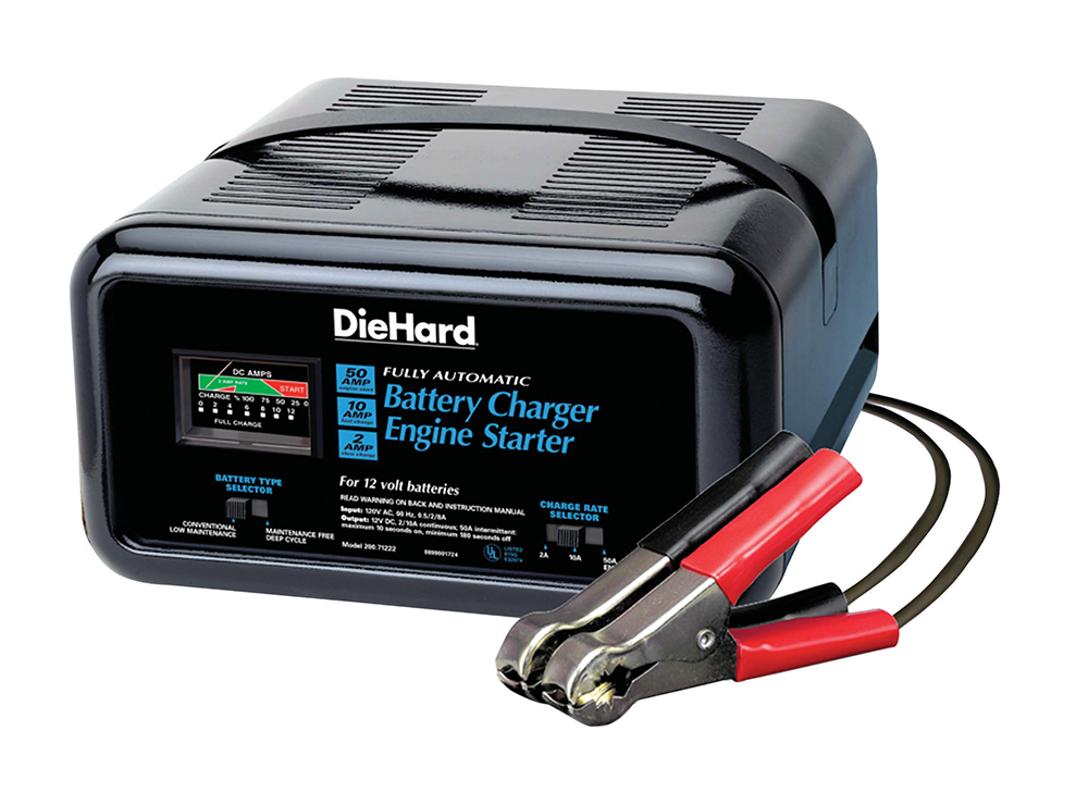 Diehard Battery Charger Autos Post