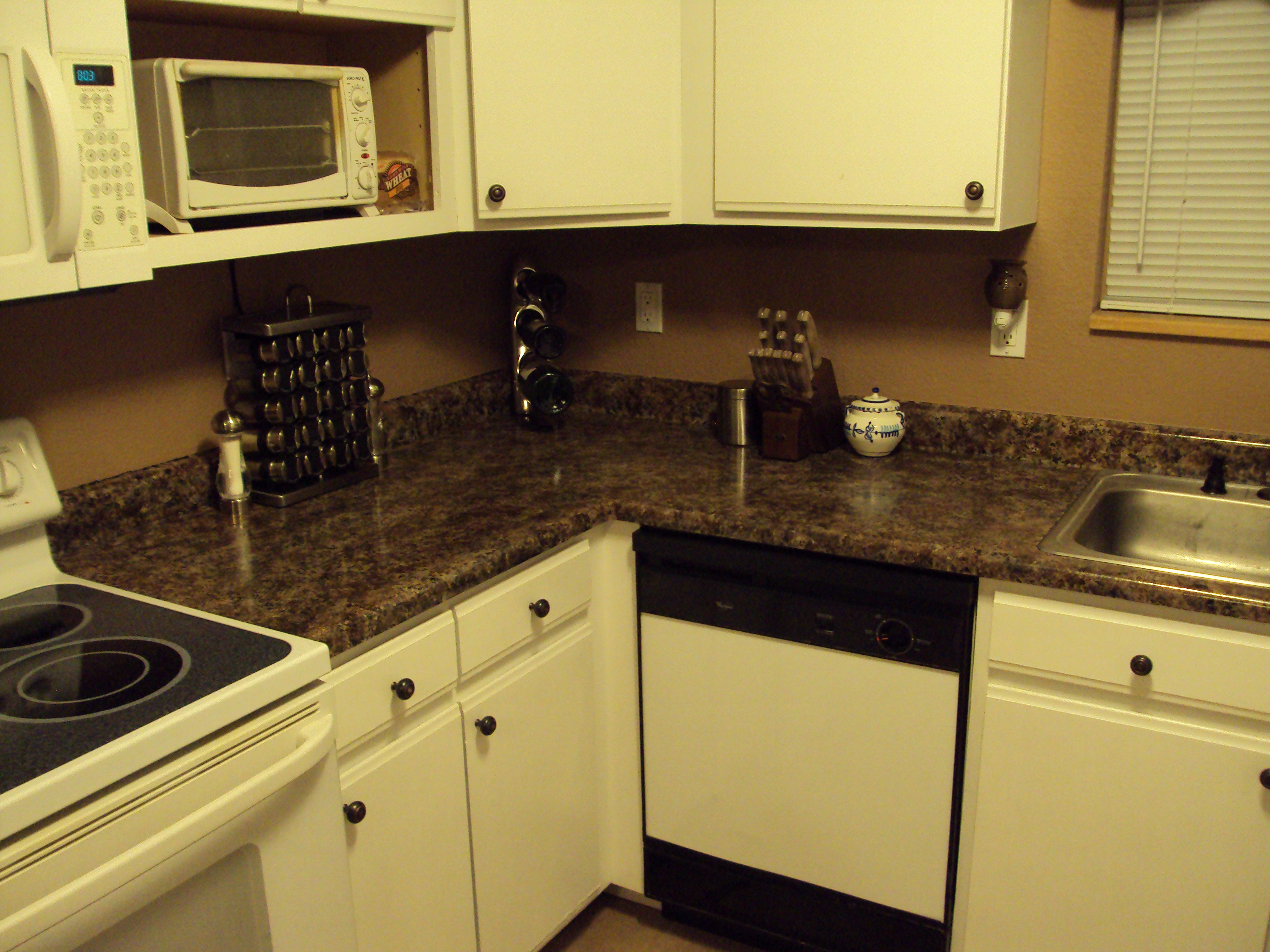 Giani Countertop Paint Walmart : Giani Granite Kitchen Pinterest