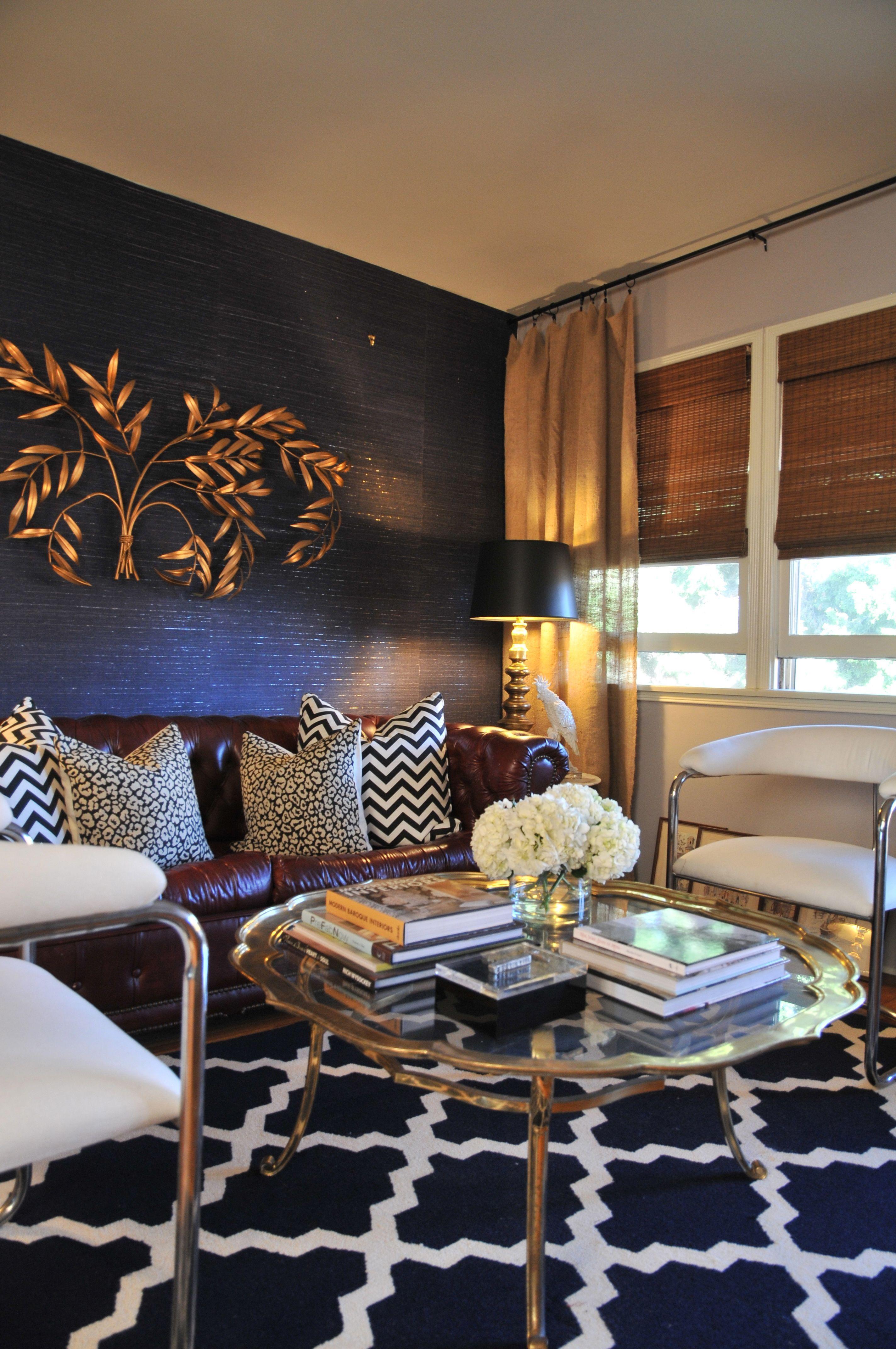 Love jordan cappella 39 s living room decorating ideas for Living room june jordan