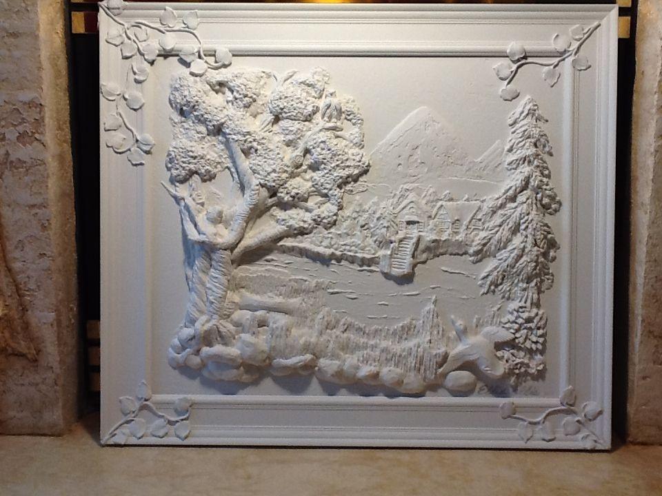 Pin By Theresa Ritter On Sculptured Bas Relief Wall Art Pinterest