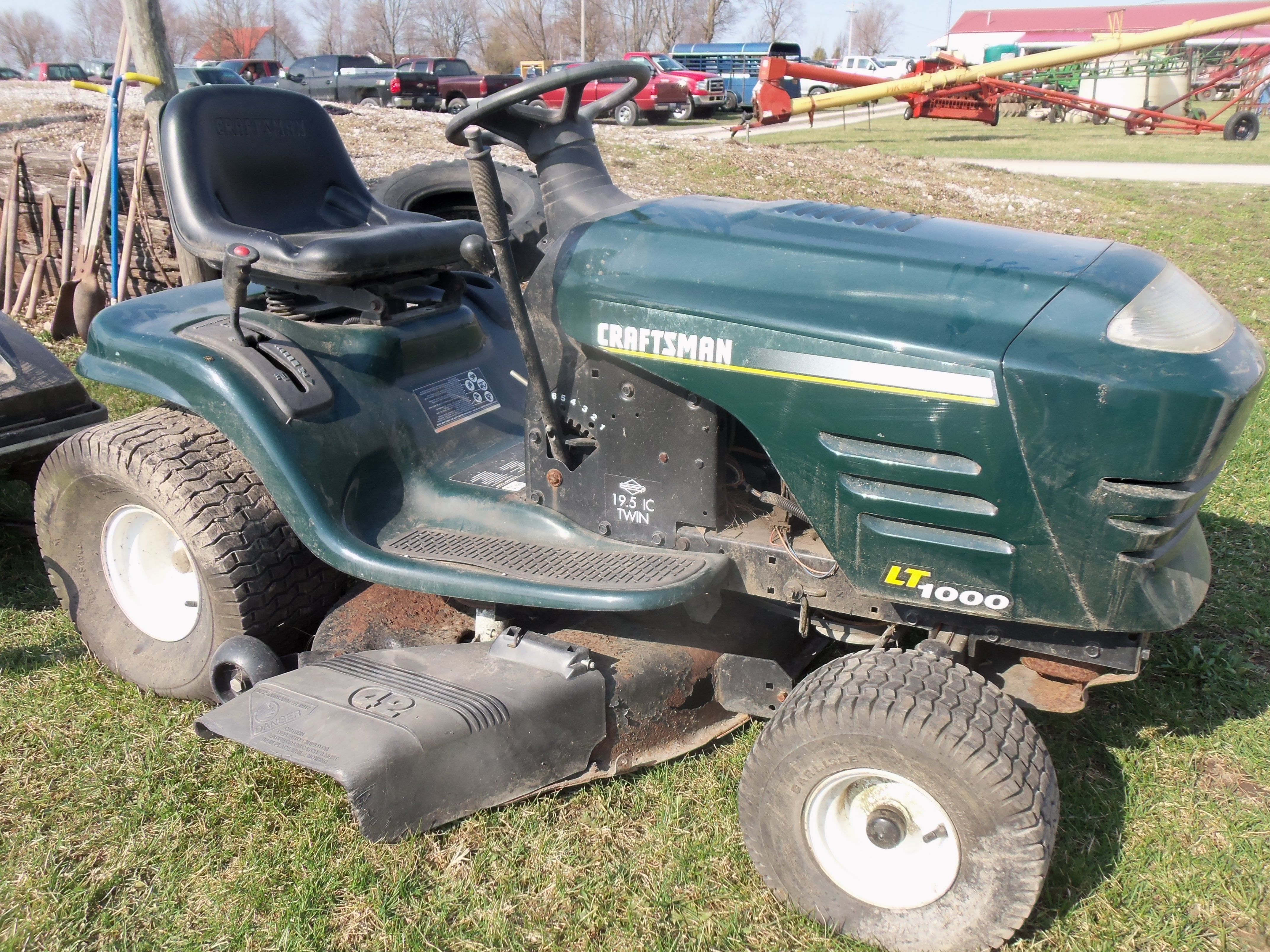 Riding Lawn Mowers Nashville Craigslist Example