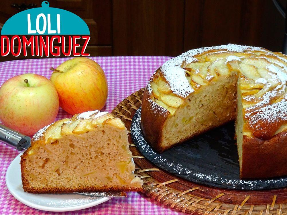 Bizcocho De Nata Y Manzana Recetas De Comida Natillas