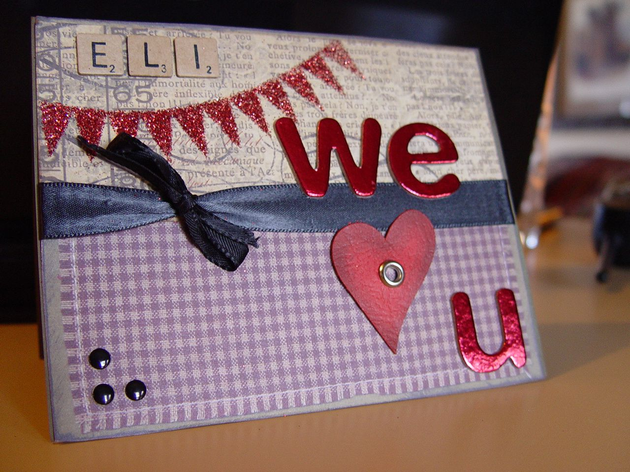 cool handmade valentine's day cards