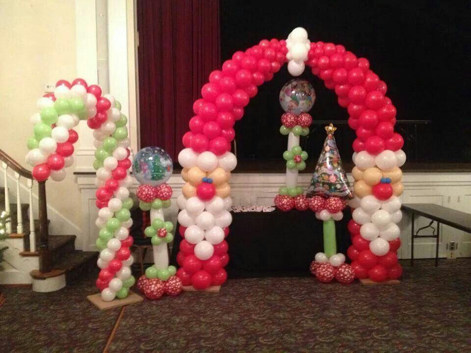 Christmas Balloon Decoration | Ball○•°○ns! Ball○•°○ns ...