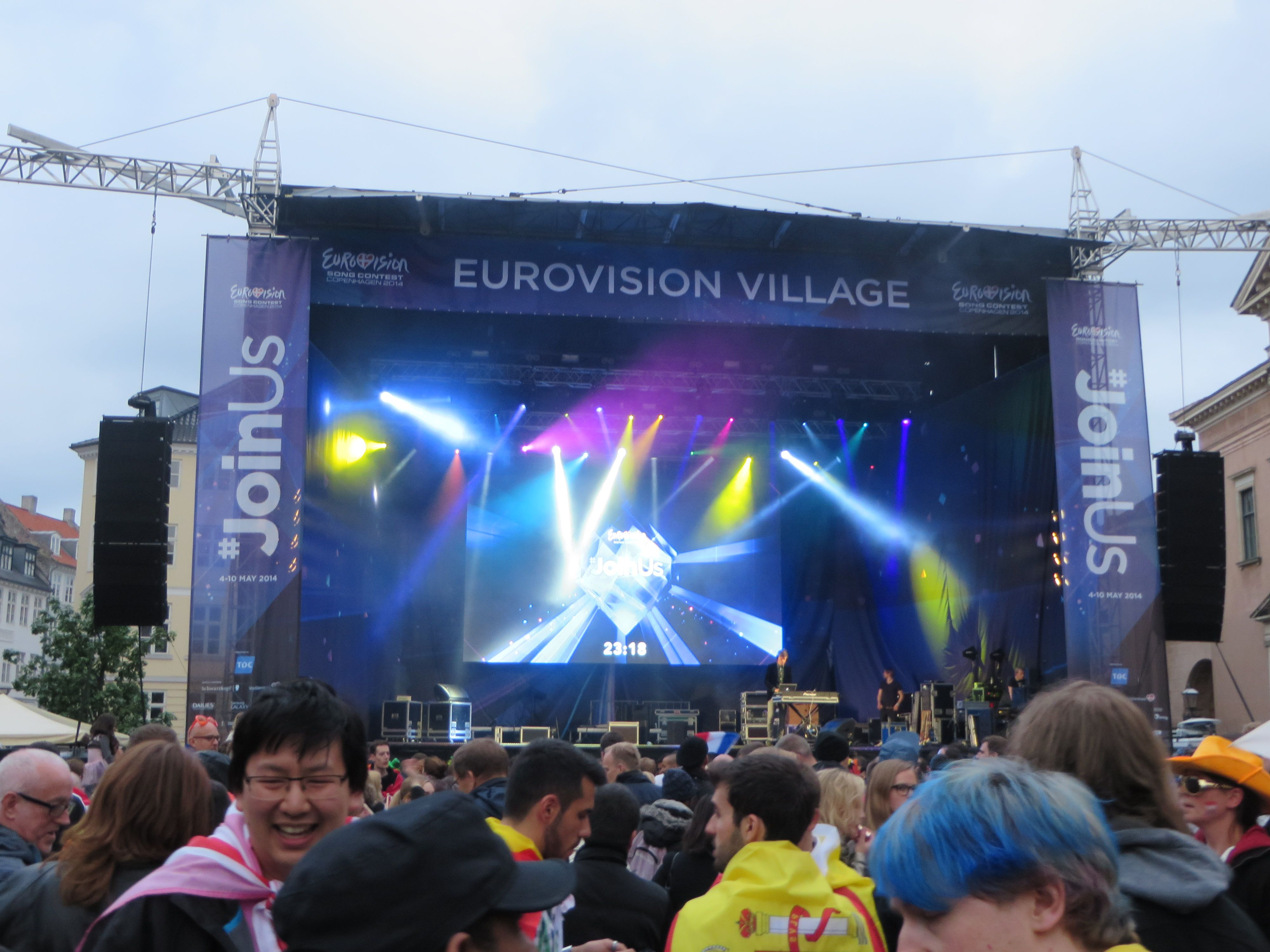 eurovision copenhagen location