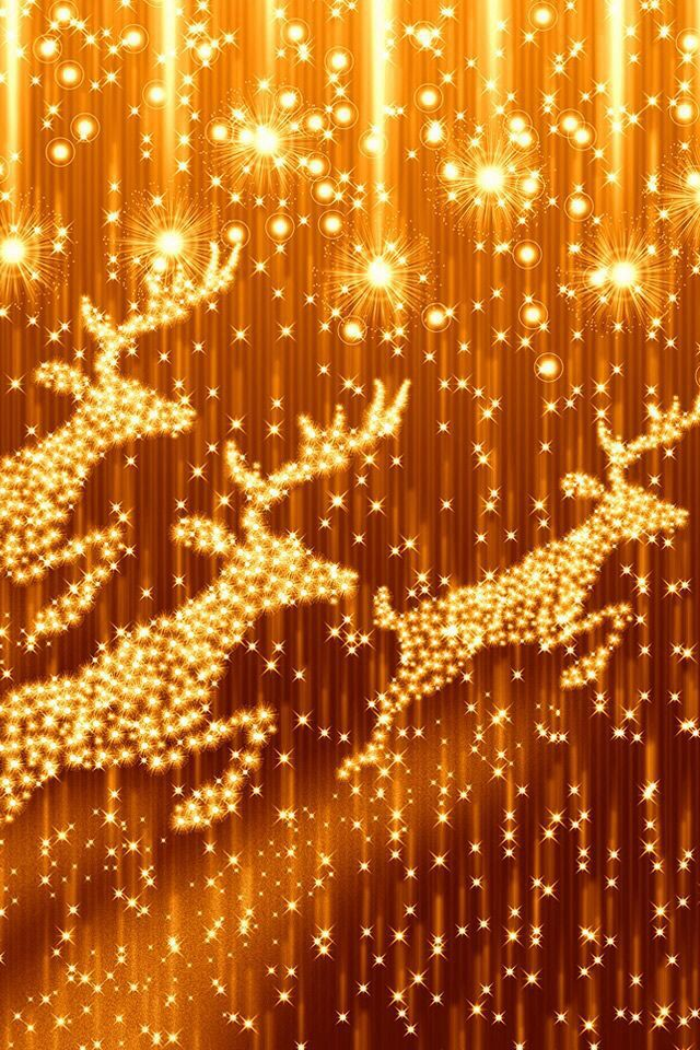 christmas light iphone wallpaper tumblr-#10