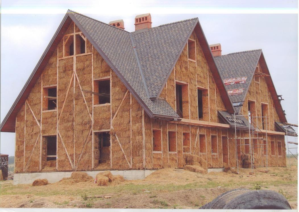 Самый дешевый материал для строительства дома своими руками