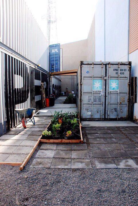 Eco container house shipping container houses pinterest - Eco friendly shipping container homes ...