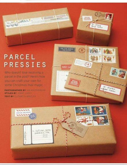 Populaire Pacchetti regalo originali e creativi: 20+ idee AO57
