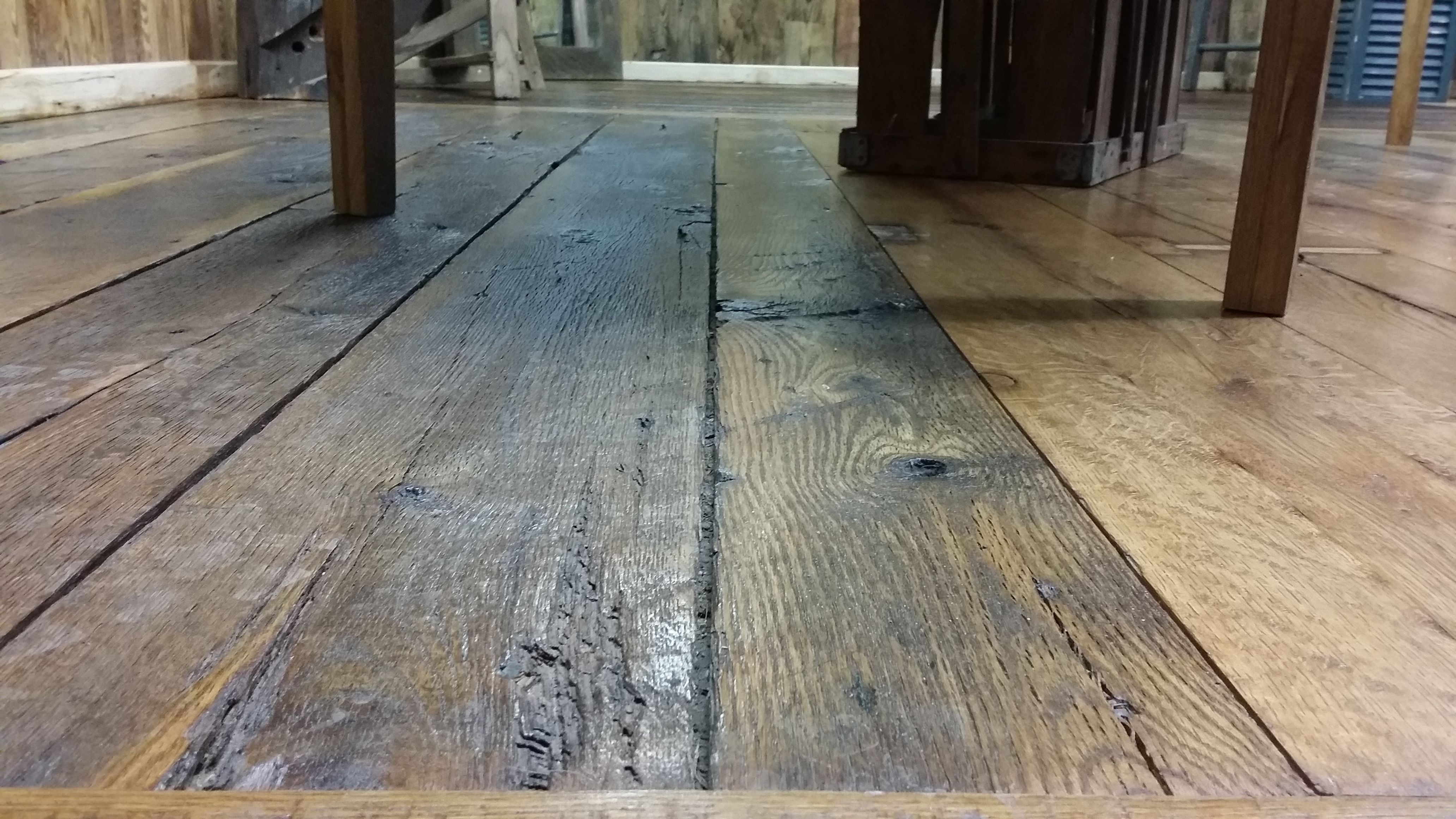 Wide plank wood flooring for Reclaimed wood flooring portland