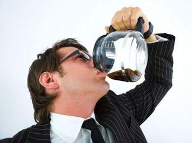 La cafeina es causa de adiccion