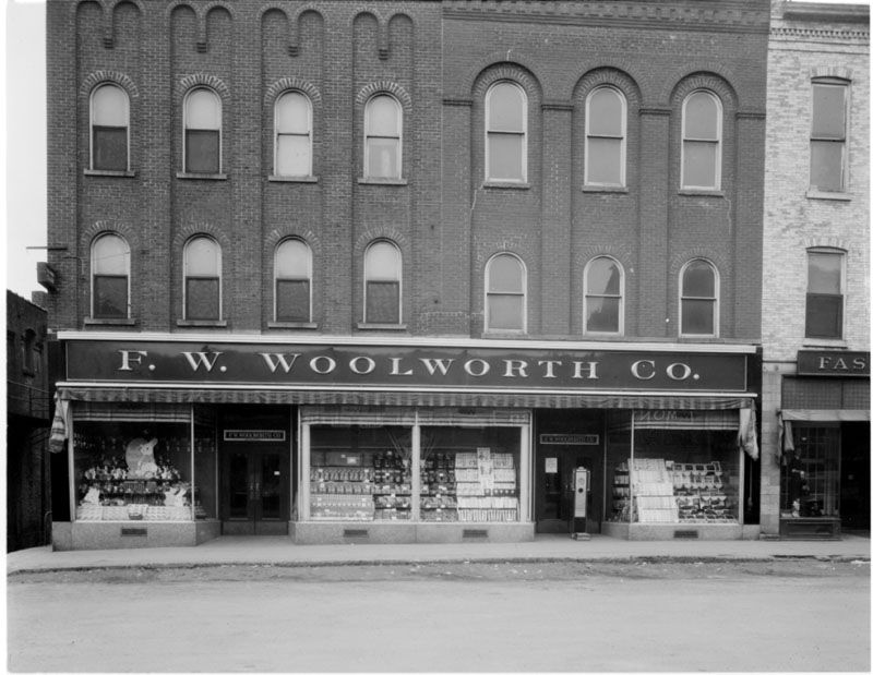 F.W. Woolworth | Antiques | Pinterest