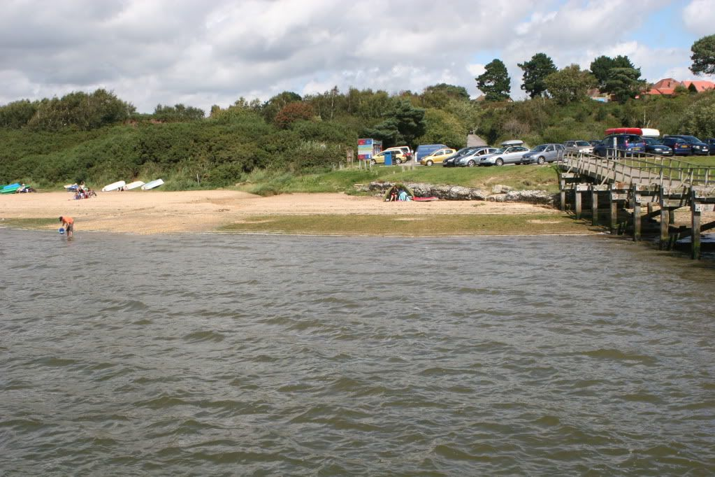 Dog Beach Poole