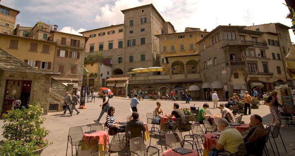 Cortona Italy  city pictures gallery : Pin by Antonio Rolon on Bella Italia | Pinterest