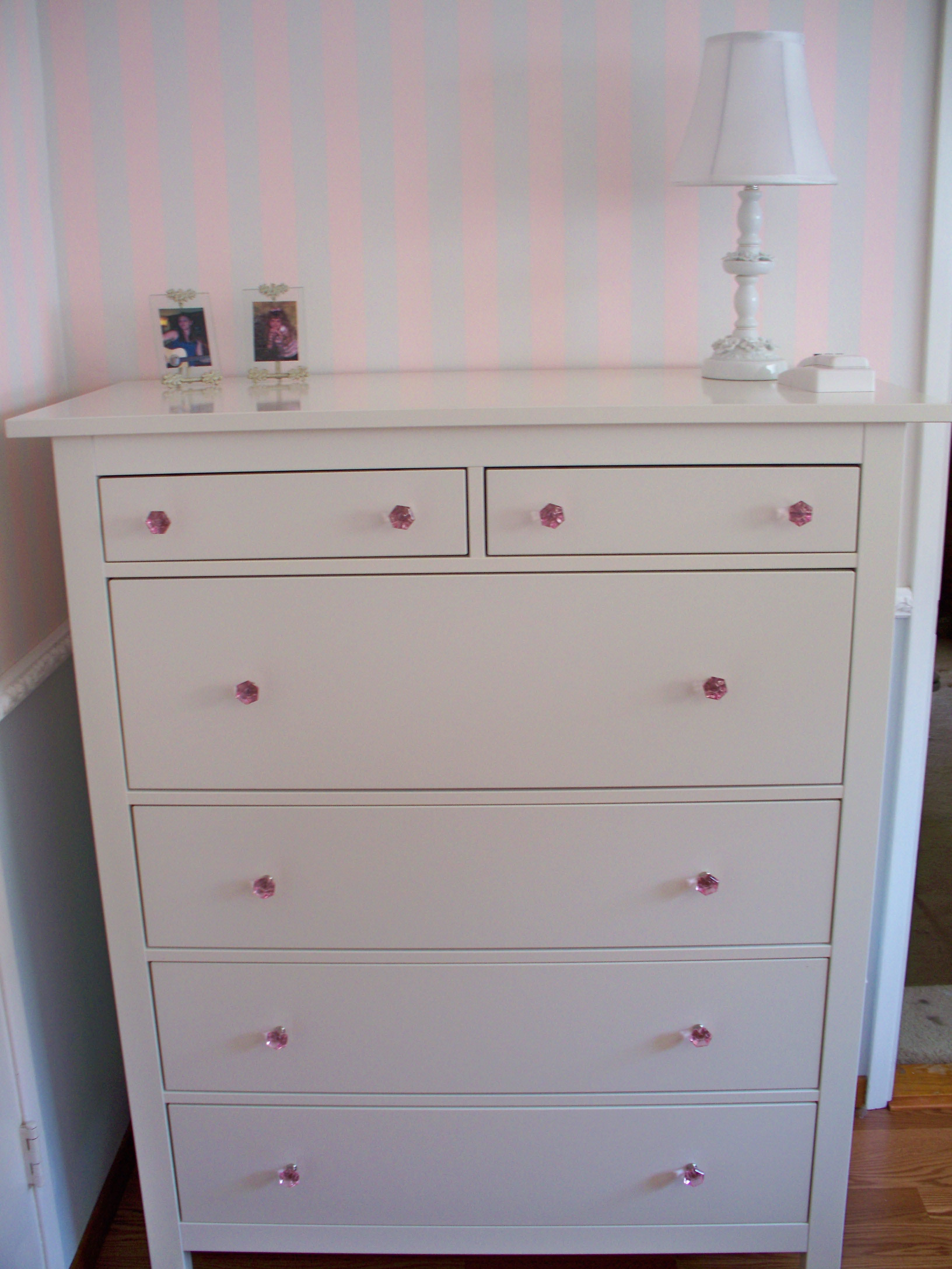 IKEA Dresser Change The Knobs For The Home Pinterest