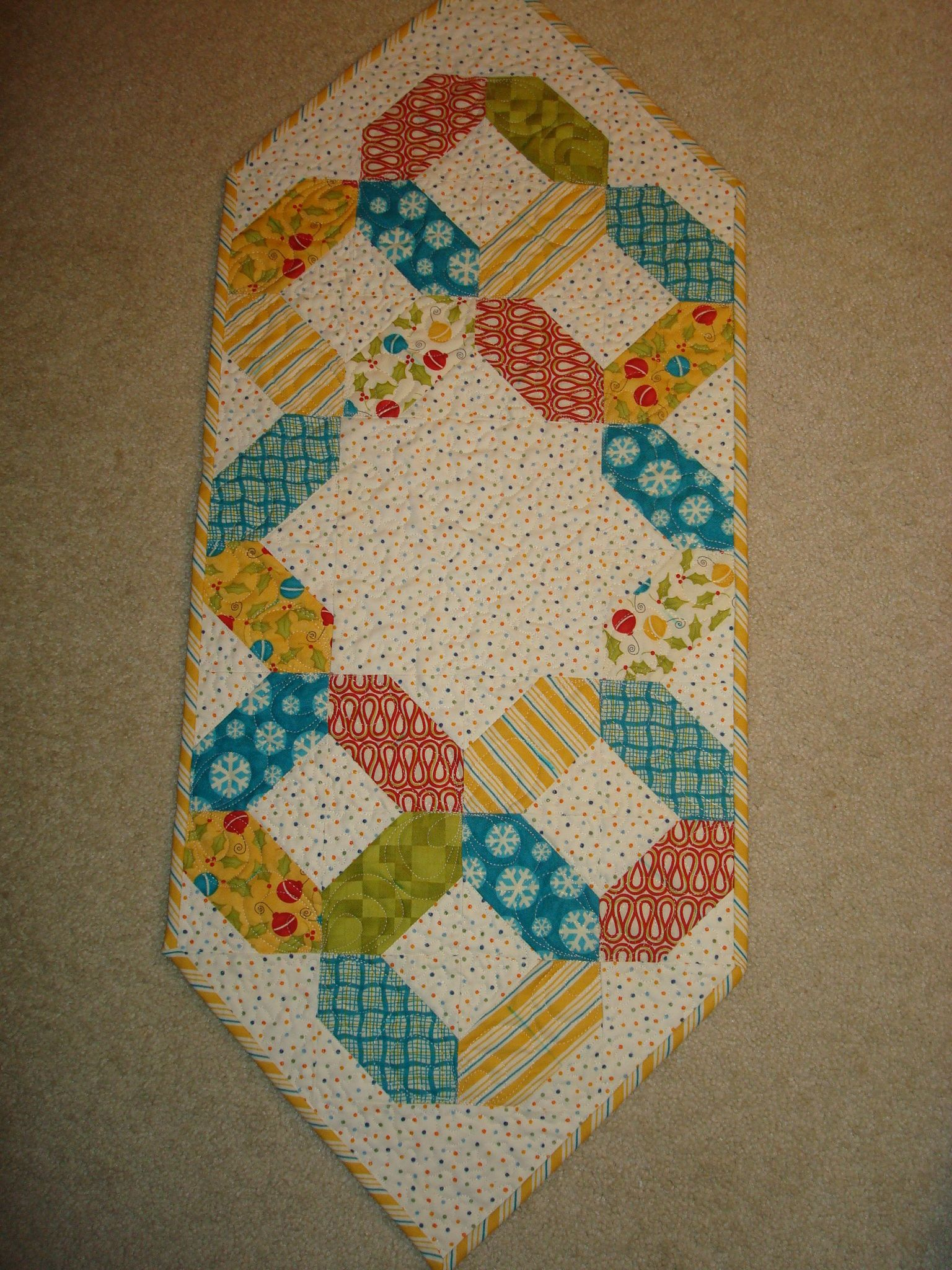 Pinterest Quilting Table Runners : Table runner Quilting Mini Pinterest