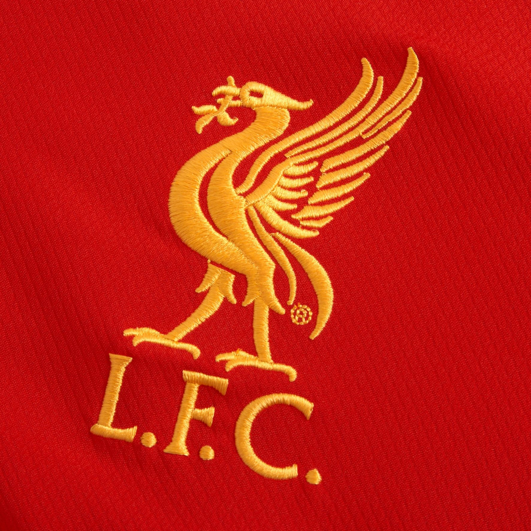 The Liver Bird Upon Our Chests! #LFC