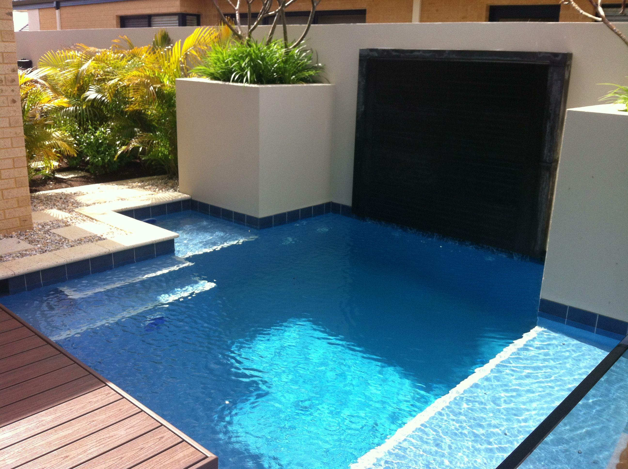 Plunge pool pools pinterest for Plunge pool design