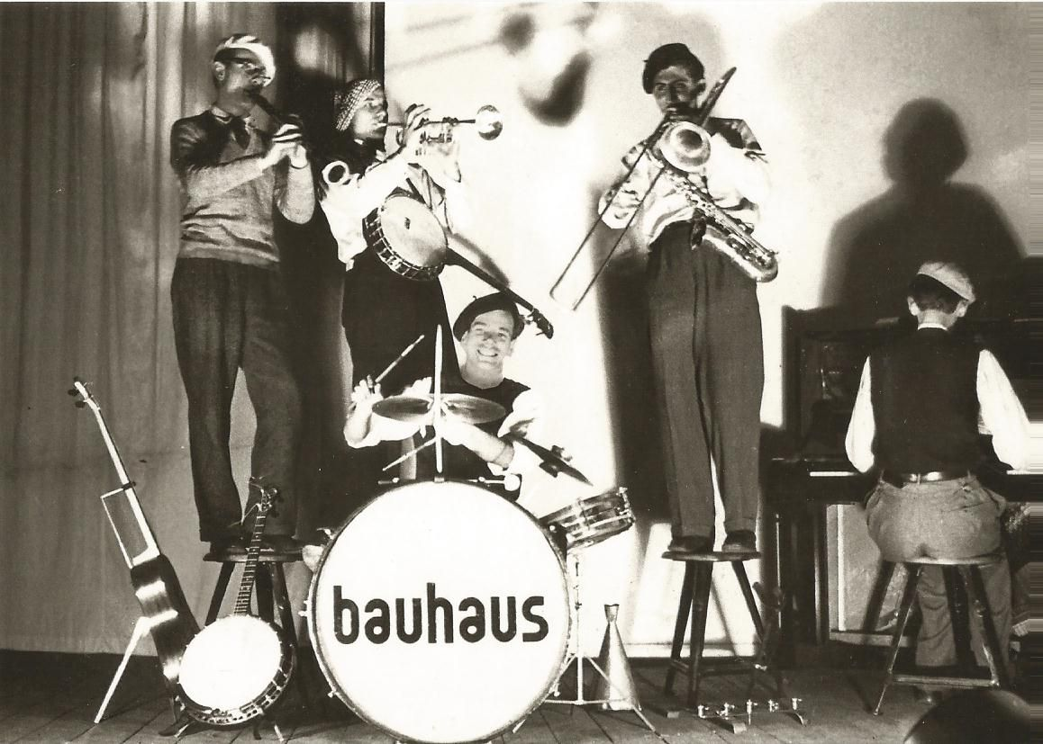 Bauhaus band poster the image kid has it - Bauhaus banos ...
