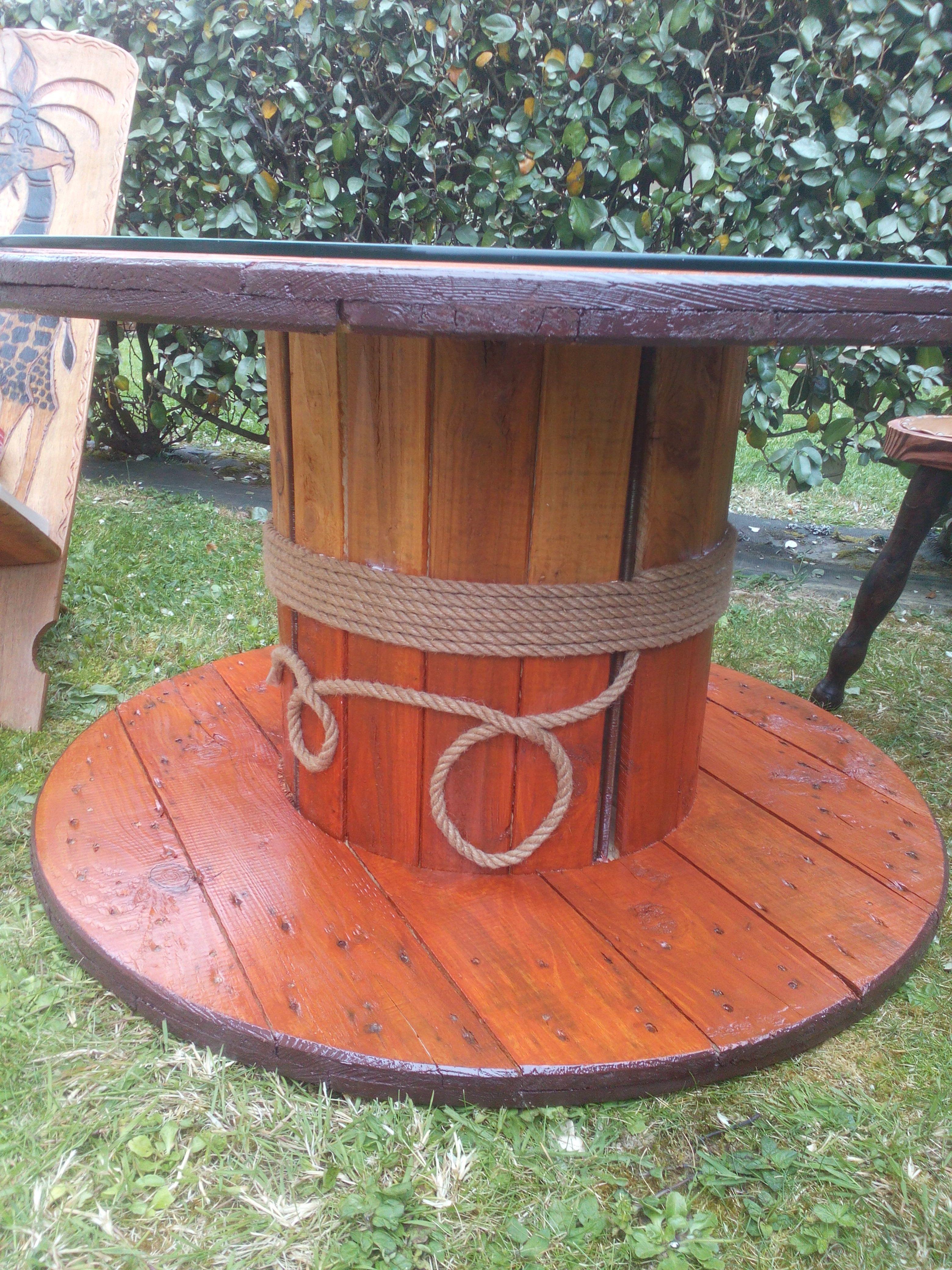touret bois table basse table basse en touret guide astuces with touret bois table basse. Black Bedroom Furniture Sets. Home Design Ideas