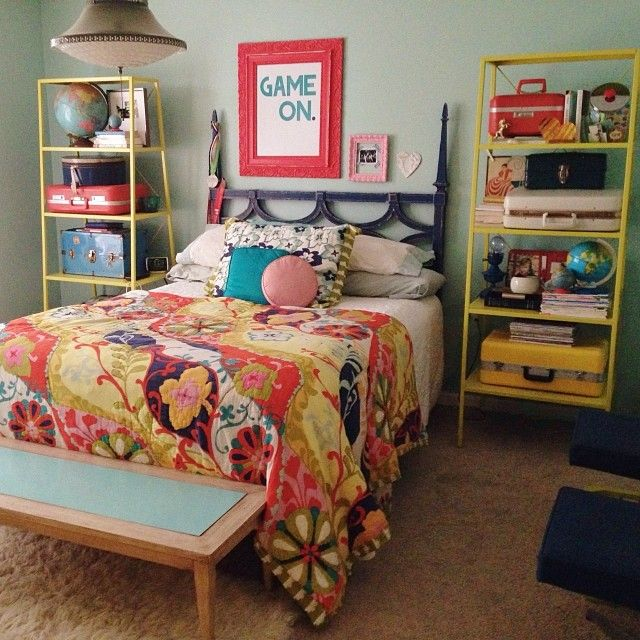 Travel Themed Bedroom My First Own Place Pinterest