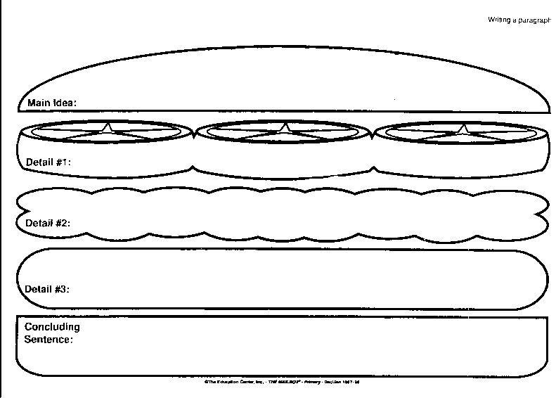 Hamburger Organizer Printable – Printable Editable Blank Calendar 2017