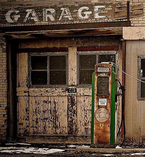 Old Gas Pump Vintage Gas Pumps Pinterest