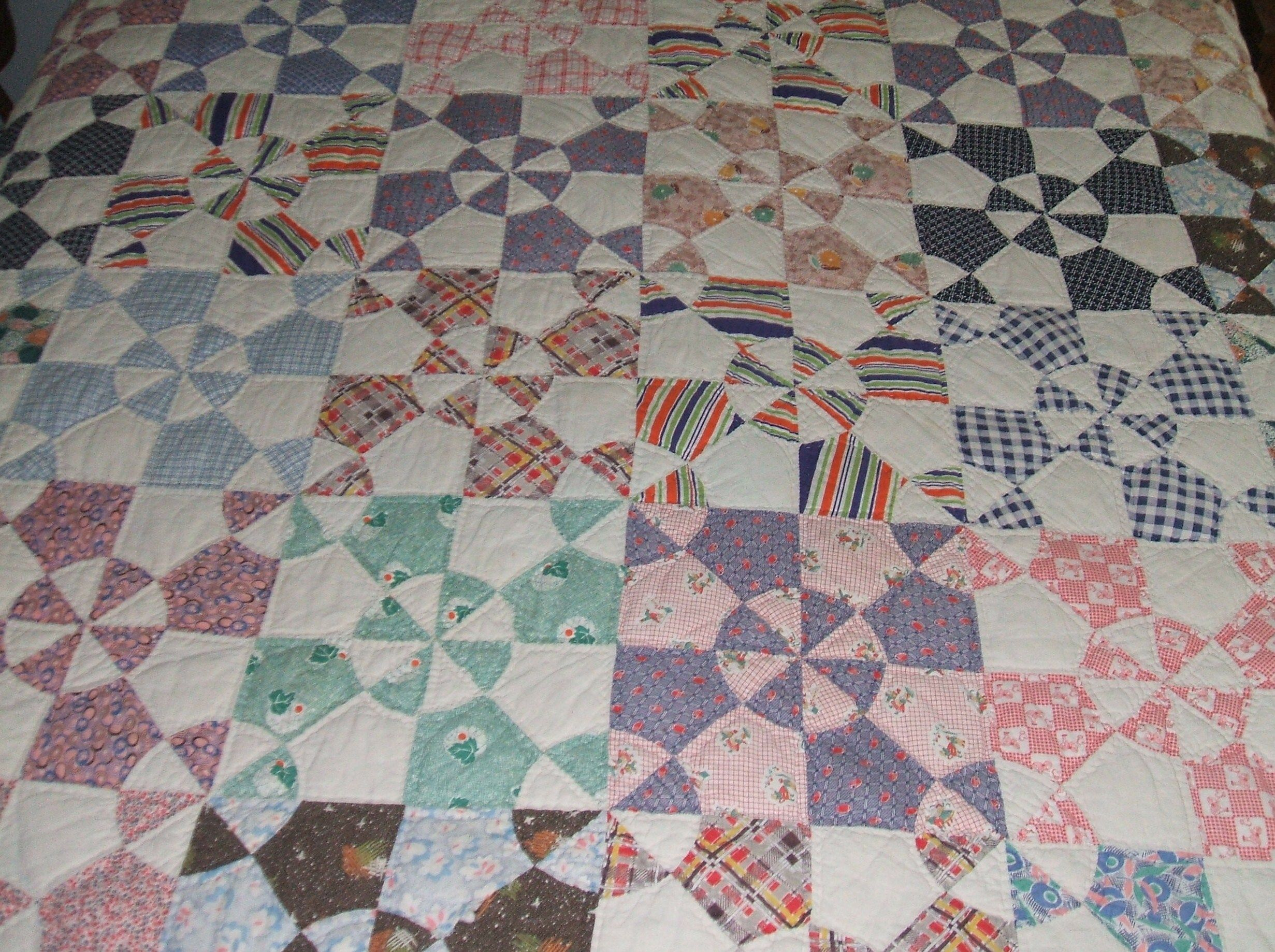 vintage quilting patterns attempting pin