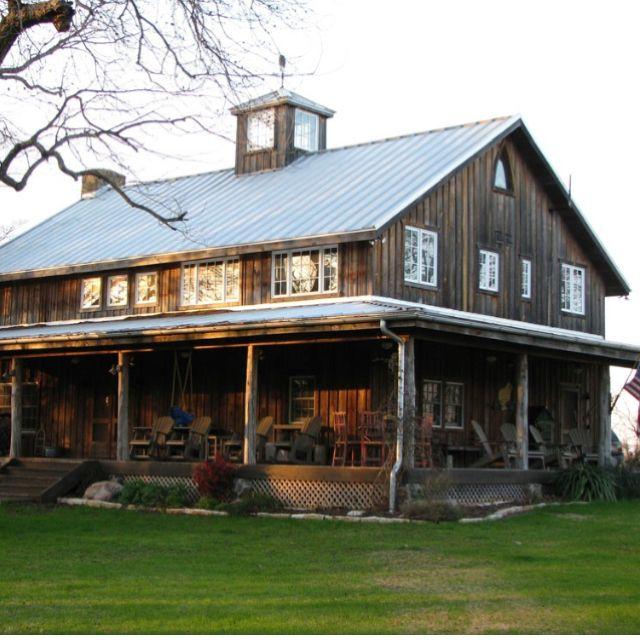 Wrap Around Porch Dream House Pinterest