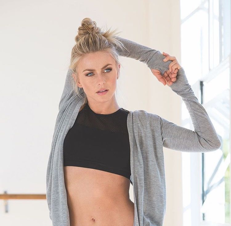 Julianne Hough Explains Why Carbs Are the Secret to Her Amazing Body recommend