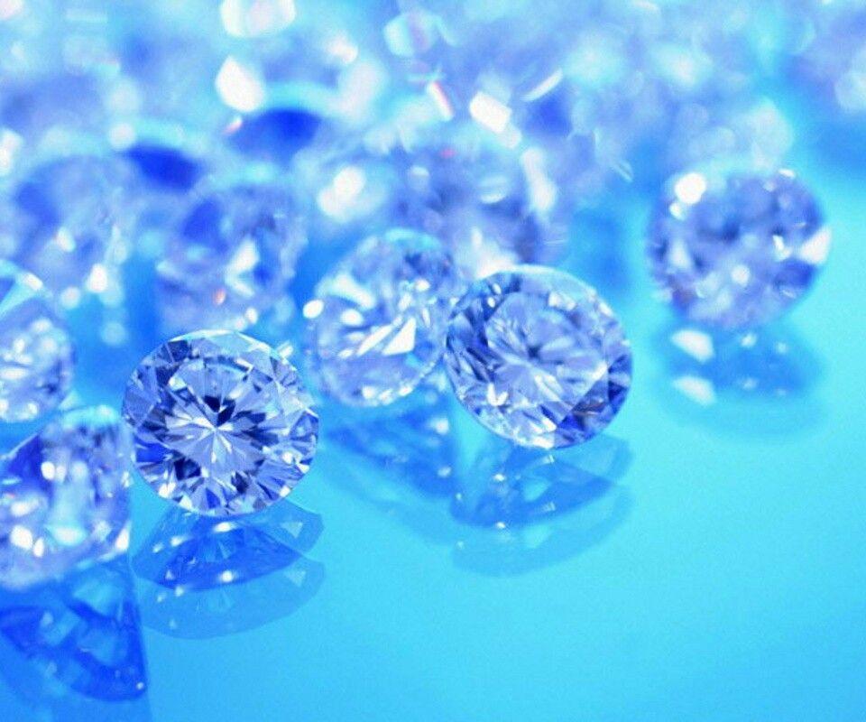 Wollpepar Diamond: Blue Diamonds