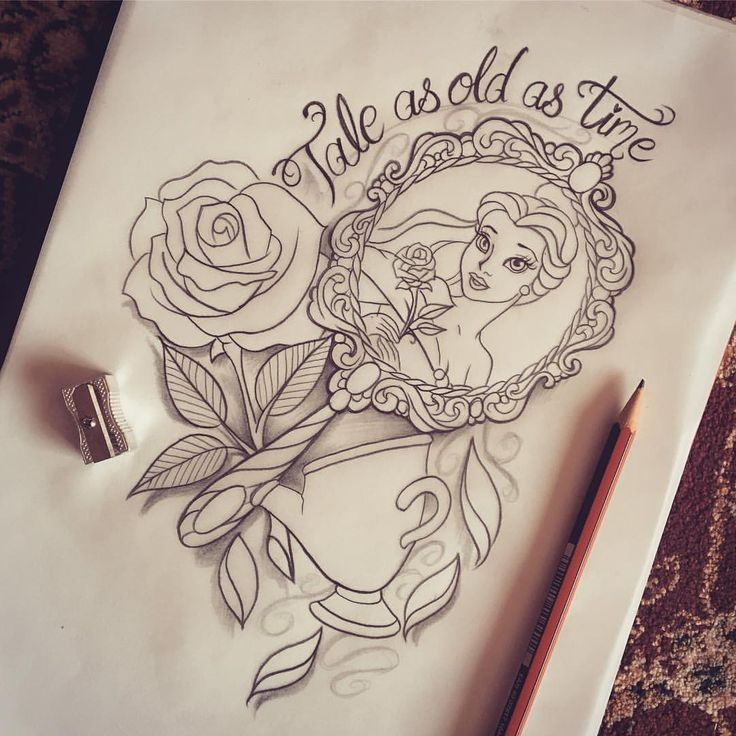 1000+ ideas about Disney Tattoos on Pinterest   Tattoos, Traditional tattoos and Mouse tattoos #disney_tattoo_drawing