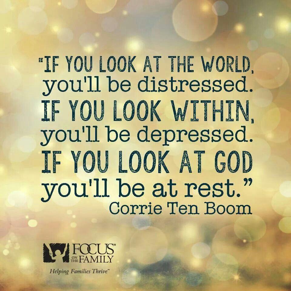 Corrie ten Boom Special Quotes & Prayers Pinterest