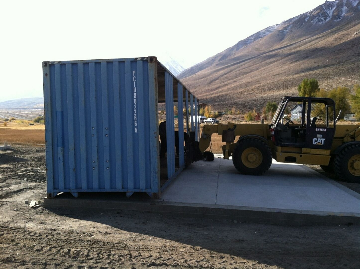 Garage First Container | Shipping Container Cabin | Pinterest