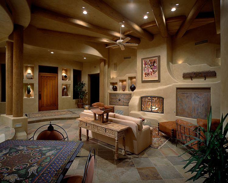 Santa Fe Living Room Event Center Pinterest