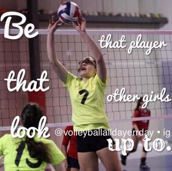 Image Result For Motivational Quotes For Volleyball Players